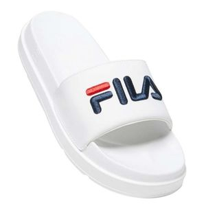 Fila Men's White Sandals